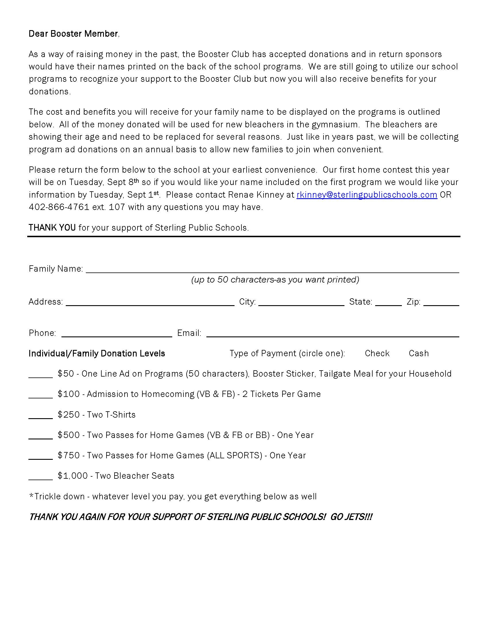 Donation Request Forms Template from www.sterlingjets.org